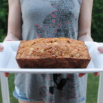 My Mom's Zucchini Bread is moist and flavorful, making it a wonderful breakfast or mid-day snack.