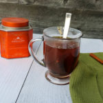 This 4-ingredient Cinnamon Spice Hot Toddy Bright features bright spicy cinnamon flavors and belly-warming liquor in a beverage that will warm you up, no matter how cold it is outside.