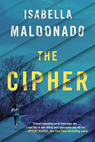 Book Review: The Cipher by Isabella Maldonado